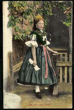 Folk Costume, Costumes, Folk Dance, Serbian, Eastern Europe, Folklore, Hungary, The Past, Vintage Fashion