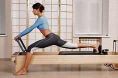 It's all in the Hips.hip flexors - Five Starr Pilates & Fitness, Inc. Five Starr Pilates & Fitness, Inc. Pilates Training, Pilates Reformer Exercises, Barre Workouts, Pilates Body, Pilates Workout Videos, Pilates Fitness, Toning Exercises, Hip Stretches, Pilates Video