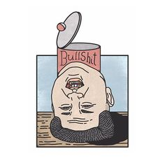 Reposting @fraycasati: 🖕🏼🖕🏼 #art #artist #jar #bullshit #politics #portrait #illustration #illustrator #digitalart #inspiration #graphic #graphicdesign #drawing #draw #sketch #pop #lowbrow #style #picoftheday #instaart #artshow #texture #colorfull #picture #satire #peace #design