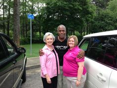 Actor Danny Glover stopped by the Georgia Visitor Information Center in West Point!