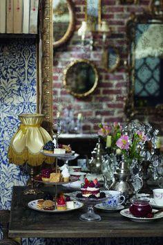 Mari Vanna - London, UK #restaurant