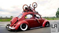 This is right in so many ways. Volkswagen Beetle Vintage, Volkswagon Van, Vw Volkswagen, Vw Bus, Vw Rat Rod, Vespa, Vw Beetles, Amazing Cars, Luxury Cars