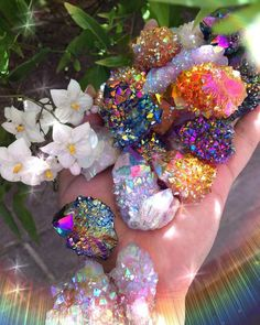 Galore funnel cake w polsce - Funnel Cake Minerals And Gemstones, Rocks And Minerals, Crystal Aesthetic, Spirit Quartz, Crystal Magic, Crystal Cluster, Quartz Crystal, Beautiful Rocks, Beautiful Pictures