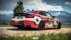 BMW M4 AH Exclusive Parts | DESIGN ATELIER TTSTUDIO