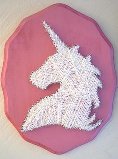 String Unicorn (Medium) More