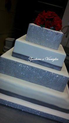 Wedding cake Vintage