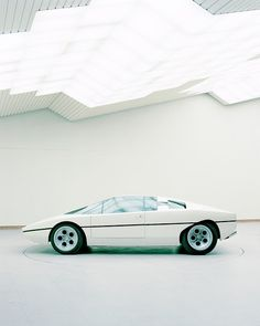 Ruote Rugginose: Lamborghini Bravo - Bertone 1974