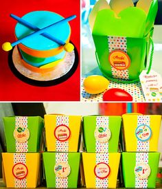 Baby Birthday, Birthday Ideas, Container, Yuri, Ideas, Music Instruments, Chewing Gum, Vibrant Hair Colors, Music Notes