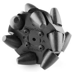 Mecanum Omni-Directional Wheel