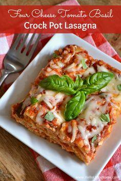 Four Cheese Tomato B