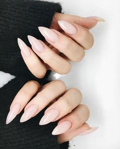 Nude claws.