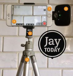 "Jay Baer shares his video set up for creating his ""Jay Today"" videos, plus how he turns them into 8 separate pieces of content. #videomarketing"