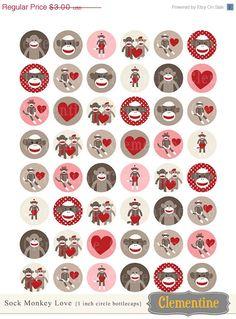 off sale Sock Monkey bottle cap images, bottlecap images, one inch circles… Bottle Cap Magnets, Bottle Cap Necklace, Bottle Cap Art, Bottle Cap Projects, Bottle Cap Crafts, Craft Punches, Mug Printing, Collage Sheet, Digital Collage