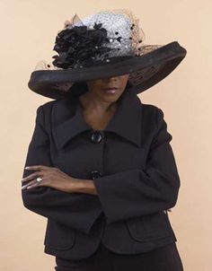a7086b8840919 83 Best Church Hats images