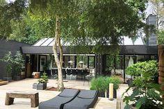 tilbygning, udestue, orangeri, vinterhave, pavillon  http://arteglasbyg.dk/orangeri/skaering-strand/