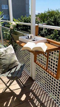 Balcony Bar, Balcony Ideas, Army Room Decor, Simple Bedroom Decor, Outdoor Restaurant, Outdoor Furniture Sets, Outdoor Decor, Radiators, House