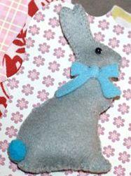 Supercute Bunny Brooch Kit £5.00
