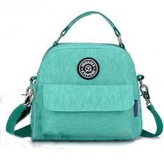 Women Waterproof Casual Portable Totes Crossbody Bags Shoulder Bags Backpack