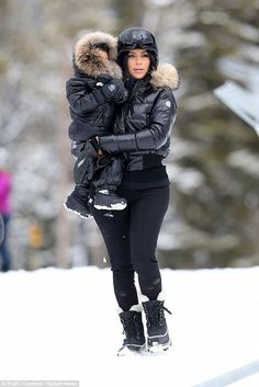 Winter 2016: celebrity skiing outfits to inspire you                                                                                                                                                      More