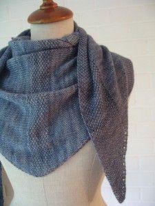 good website -- 25 easy knitting patterns.
