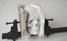 Recycled Books.