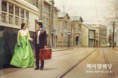 Jung Tae-woo's vintage-style wedding photos » Dramabeans » Deconstructing korean dramas and kpop culture