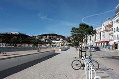Sao Martinho Do Porto, Promenade