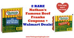 Coupons Hebrew National Kosher Hot Dogs