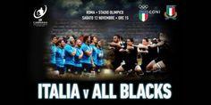 Italia-All Blacks: scelta formazione azzurra per Test Match di sabato all'Olimpico