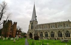St Mary Church, Hadleigh