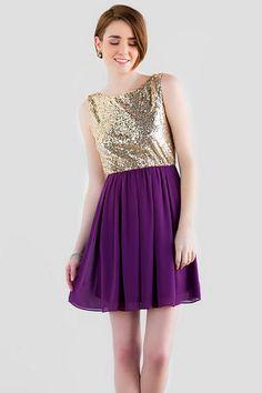 Rosia Sequin Dress