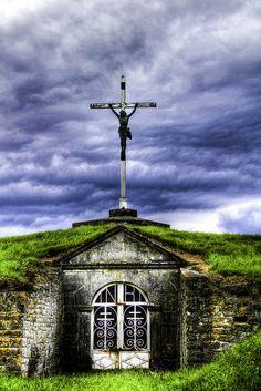 France - Ardenne - Givet - La Chapelle de Walcourt