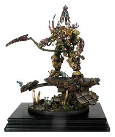 Nurgle Dreadknight