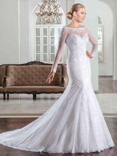 Vestido de noiva modelo: Ballet 14