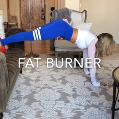 Fat Burner Workout🔽 - - [Fat Burner Workout🔽 Fat Burner Abs Workouts… ✅Do each exercise for 20 secs then rest 10 secs ✅Rest mins and repeat 3 times <!-- Begin Yuzo --><!-- without result -->Related Post 35 Trend-Sommerkleidung für Frauen – Fitness Workouts, Sport Fitness, Butt Workout, Yoga Fitness, Fitness Motivation, Health Fitness, Workout Circuit, Wall Workout, Training Fitness