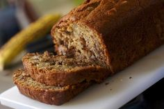 Best Ever Banana Bread - cooking this vegan style for our staff picnic today :)