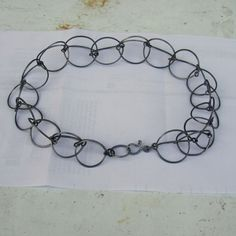cages necklace - pennabilli