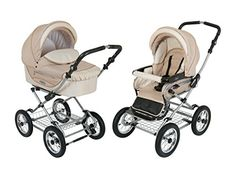 Roan Kortina Classic Pram Stroller 2-in-1 with Bassinet and Seat - Multiple Colors (Sand Beach) Roan http://www.amazon.com/dp/B013N63VVC/ref=cm_sw_r_pi_dp_txF7wb0939B64