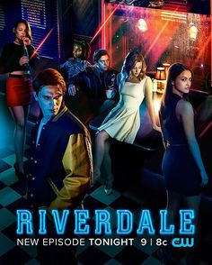 Welcome to a small town with big secrets. #Riverdale is new tonight at 9/8c on The CW!