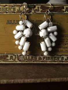 Bay View Avenue Earrings by adjewelry on Etsy