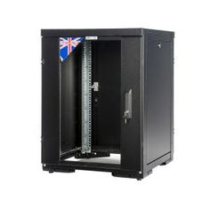 Data Cabinet 600 x B-Line NSR Cabinet with static load rating Supplied with Castors and Jacking Feet as Standard. All Sizes -to- 600 or Wide and Depths or Server Rack.