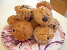 Muffin ai Mirtilli fatti con il Bimby: LEGGI LA RICETTA ► http://www.ricette-bimby.com/2011/10/muffin-ai-mirtilli-ricetta-bimby.html
