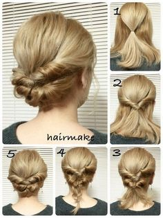 25 fast hairstyles for medium and long hair for every day. - hairstyleto - 25 fast hairstyles for medium and long hair for every day. – hairstyleto 25 fast hairstyles for medium and long hair for every day. Fast Hairstyles, Braided Hairstyles, Wedding Hairstyles, Trendy Hairstyles, Long Haircuts, Gorgeous Hairstyles, Fashion Hairstyles, Easy Hairstyles For Work, School Hairstyles