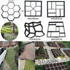 Details about 5 Style pathmate Paving Pavement Mold Concrete Stepping Stone Path Walk Maker Allow th Stepping Stone Paths, Concrete Stepping Stones, Concrete Molds, Concrete Steps, Diy Concrete Patio, Diy Stamped Concrete, Pathway Stone, Concrete Stamping, Diy Patio
