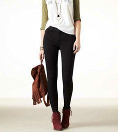 Jeggings: Denim Leggings & Stretch Denim | American Eagle Outfitters