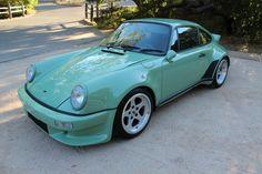 1987 Porsche 911 Carrera coupe - my dream porsche