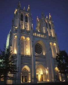 Washington National Cathedral-one of my VERY FAVORITE places!