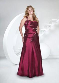 plus size bridesmaid dress:VPPB020