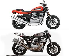 How to Take a Harley-Davidson Sportster XR1200 From Street to Racetrack - via Discovery Channel News