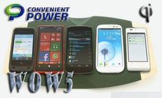 ConvenientPower WoW5, Qi Wireless Charger Pad, Can Recharge Five Devices At Once    Read more >> http://biginet.com/convenientpower-wow5-qi-wireless-charger-pad-can-recharge-five-devices-at-once.html